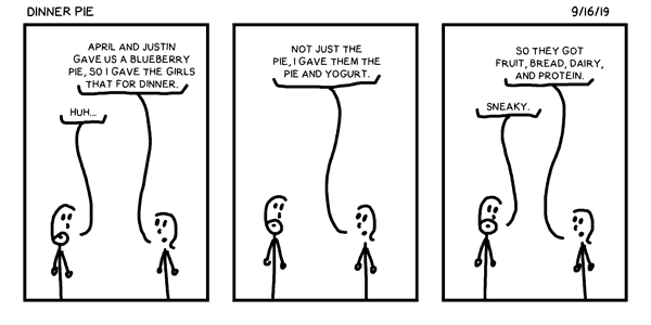 Dinner Pie