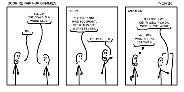 Door Repair for Dummies
