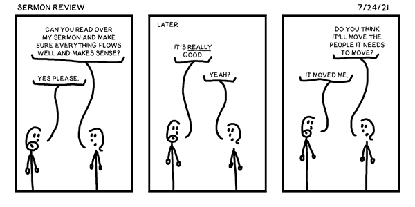 Sermon Review
